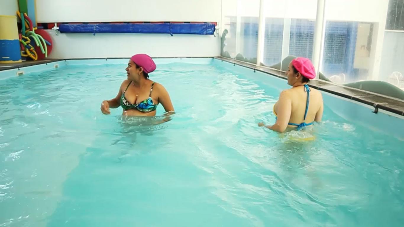 Nacer Tranquilo Aquafitness prenatal