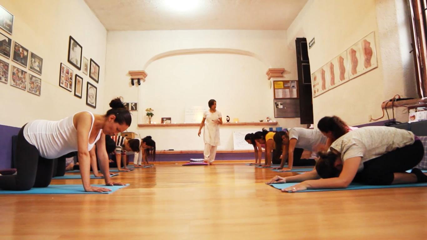 Nacer Tranquilo Yoga prenatal